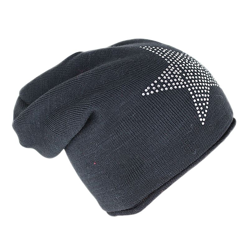 6206dd78177 Discount Hot Sale New Mens Winter Cool Caps Handmade Wool Beanie Caps and  hats with flag pattern