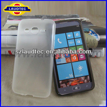 Hot Pudding TPU Gel Case Cover For Samsung ATIV S i87