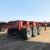 China MAOWO hot sale 3 axle 40ft skeletal semi trailer container trailer