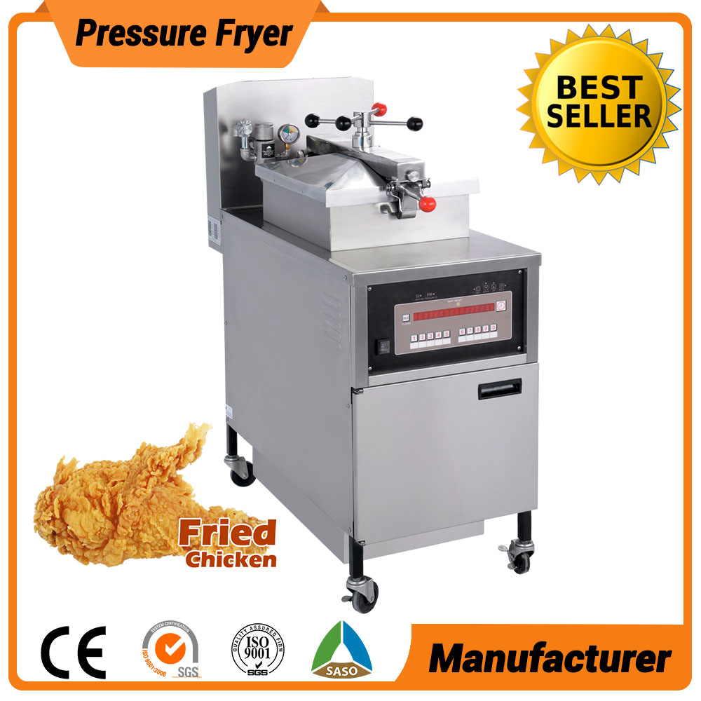Electric Chicken Fryer Pressure Fryer with oil filtration system Electric Pressure Fryer