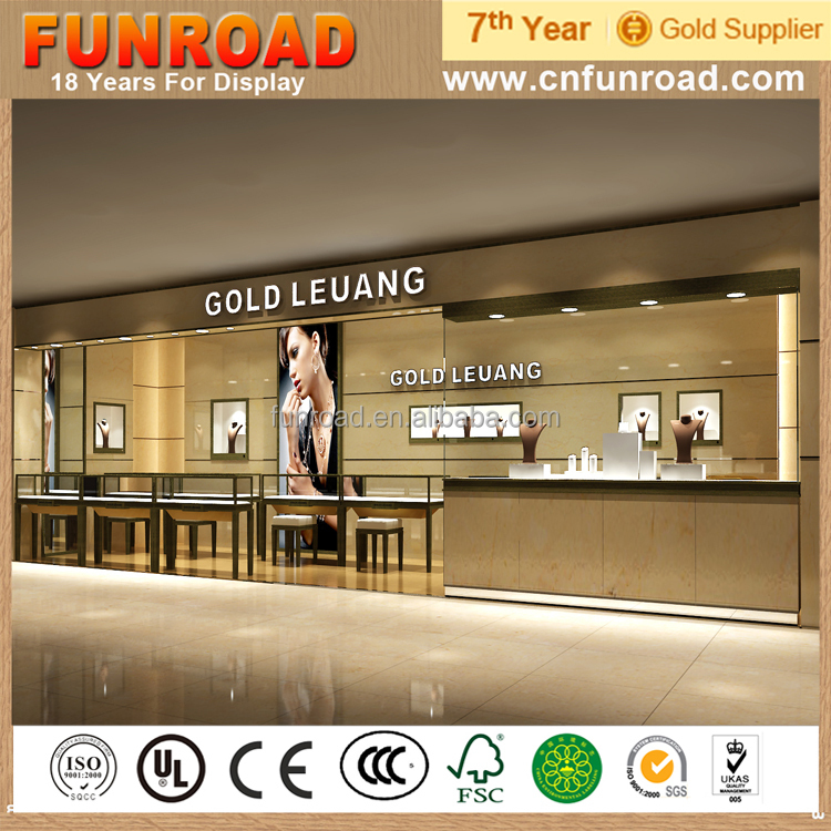India Design For Jewellery Showroom Designs For Jewellery Shop ...