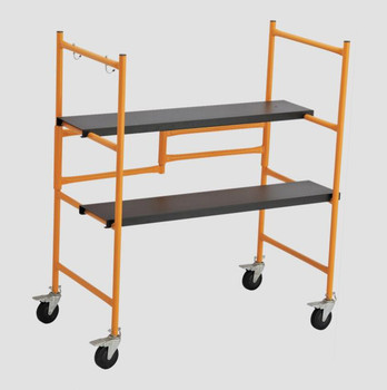 Indoor Scaffolding Mobile Mini Rolling Scafflold Buy Mobile Scaffoldingmini Scaffoldingandamioechafaudage Product On Alibabacom