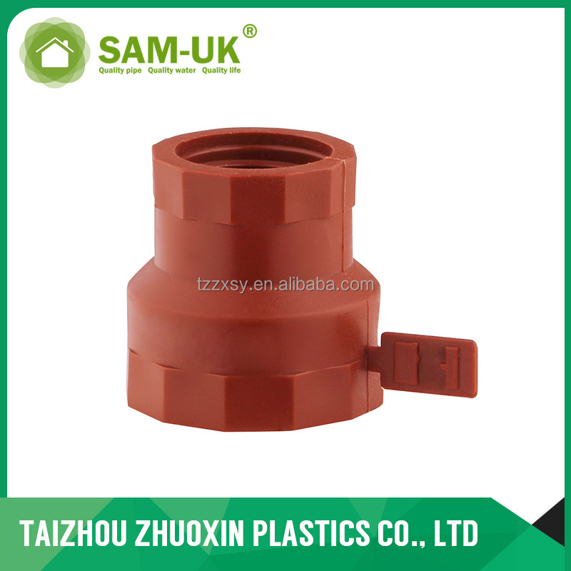 PPH Female Reducer Fittings for hot water supply H07