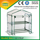 2 Tier PVC mini Greenhouse With steel tube Thermal Cover LZ-F952P