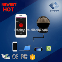 Factory price FM bluetooth wifi control bulb lightled key chain China