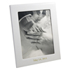 Warious Sizes and Leather Color PU White Photo Frame for Weddings/Milestones/Babys' Births/Family