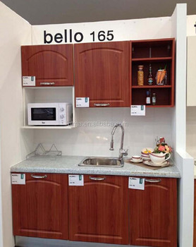 Red Cherry Color Diy Modular Kitchen Cabinet Buy Red Cherry Color
