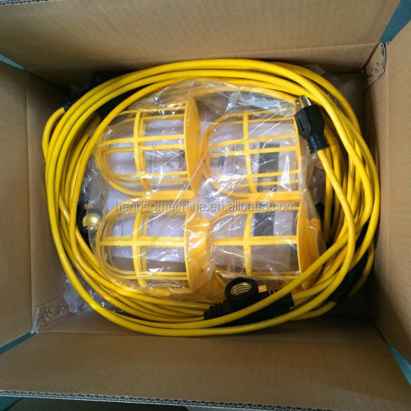 Construction String Lights