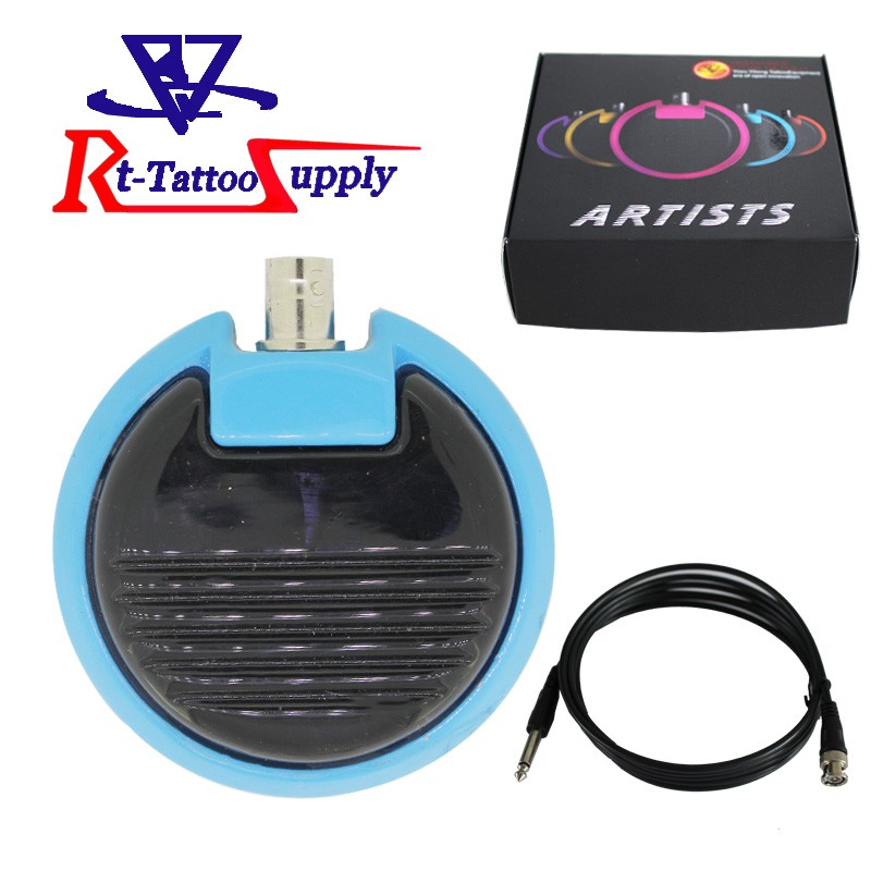 High-quality homemade tattoo foot pedal sails for business for tattoo power supply-2