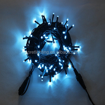 Led Festival String Lights/outdoor Led Christmas Tree Light Chain ...