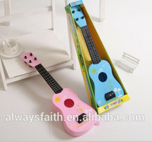 Hot Sale Christmas Musical instrument educational ukulele toy for kids