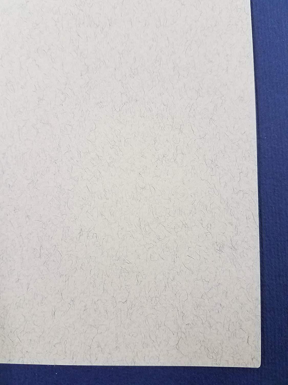 "Fabriano Tiziano, Felt Gray, 20"" x 26"" 160gsm/75lb (10 Sheet Pack)"