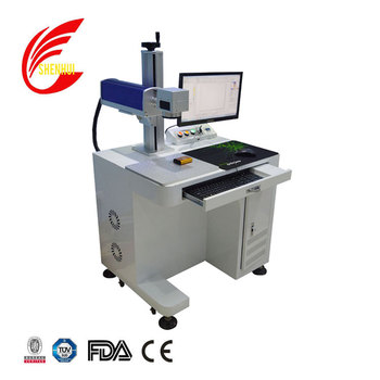 Portable Fiber Laser Marking For Jewelry/watch/led/automobile/ic/iphone/pc Keyboards