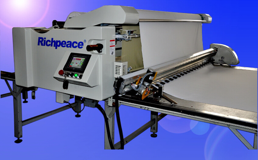 Richpeace Automatic For woven & knitting fabric Spreader
