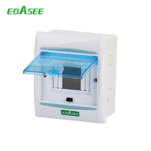 CE Application 6 9 way Waterproof mcb distribution box