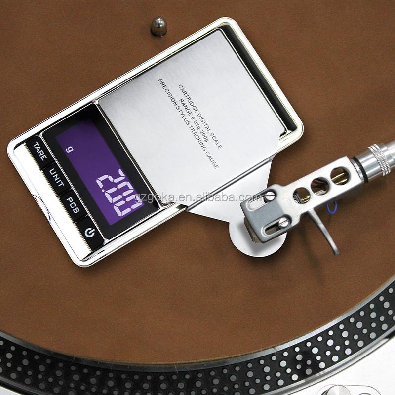 Professionale Grammofono Record giradischi ago headshells dello stilo cartuccia per lp giradischi in vinile