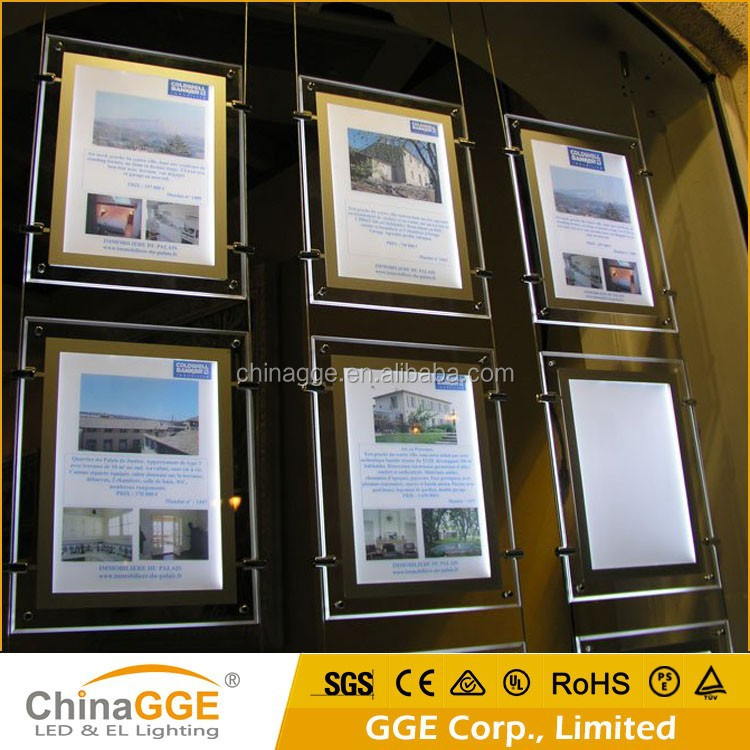 double sided poster frame double sided poster frame suppliers and manufacturers at alibabacom