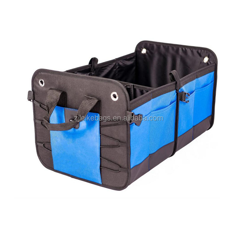 Auto Trunk Organizer for All Cars and Home Storage