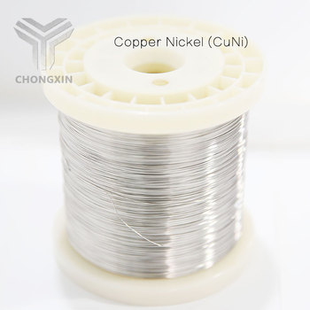 Copper alloy CuNi44 constantan heating tape / strip / foil