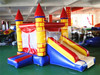 Commercial inflatable bouncer car, inflatable combo car,sale cheap bouncy castle