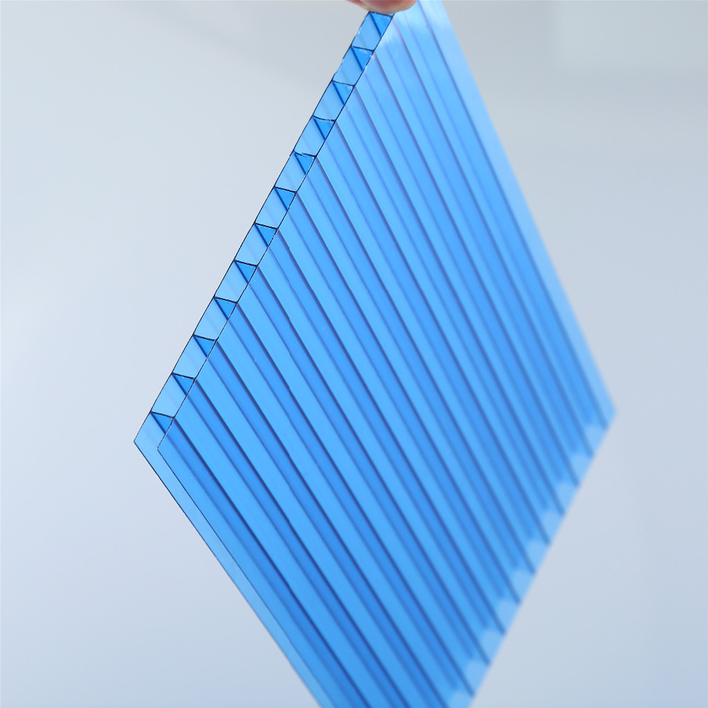 Polycarbonate Double Wall Panels Roofing Sheet, Polycarbonate Double ...