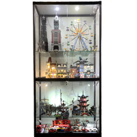 2018 popular used jewelry showcases/store jewelry display case