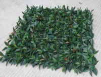 Q082706 artificial boxwood mat ornamental plants wall decoration artificial leaf fence