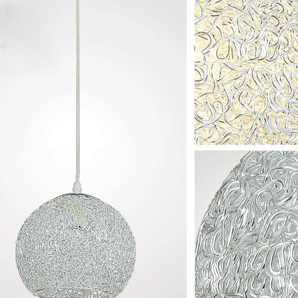 mode kurzen silber braun h ngeleuchte nordic ikea design b ro esszimmer. Black Bedroom Furniture Sets. Home Design Ideas