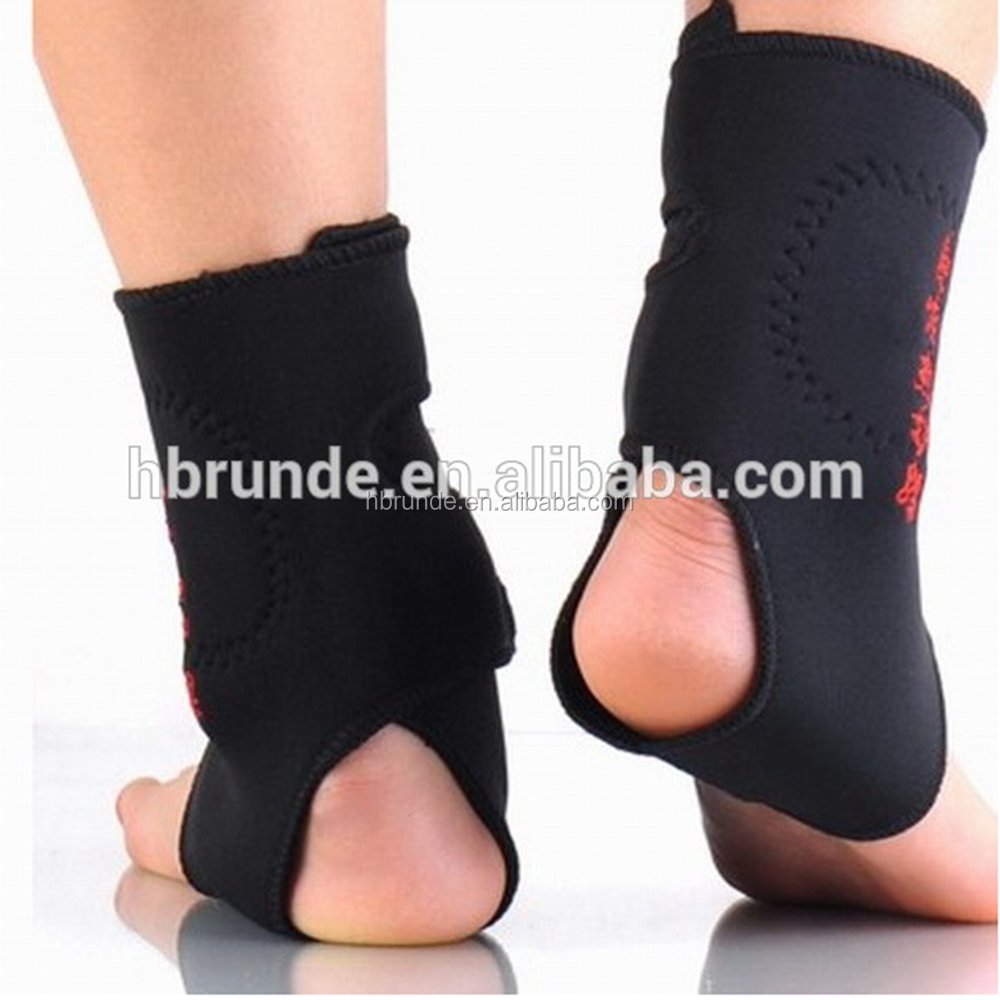 Wholesale cheap price lace up bandage ankle support