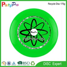 Partypro New Product buy direct from china factory Zhejiang Eco-friendly 175g Wholesale Soft Ultimate Frisbee Blank