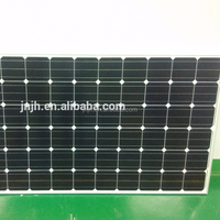 factory wholesale price per watt monocrystalline silicon solar panel pv module 100w 150w 200w 250w 300w 18V 36V