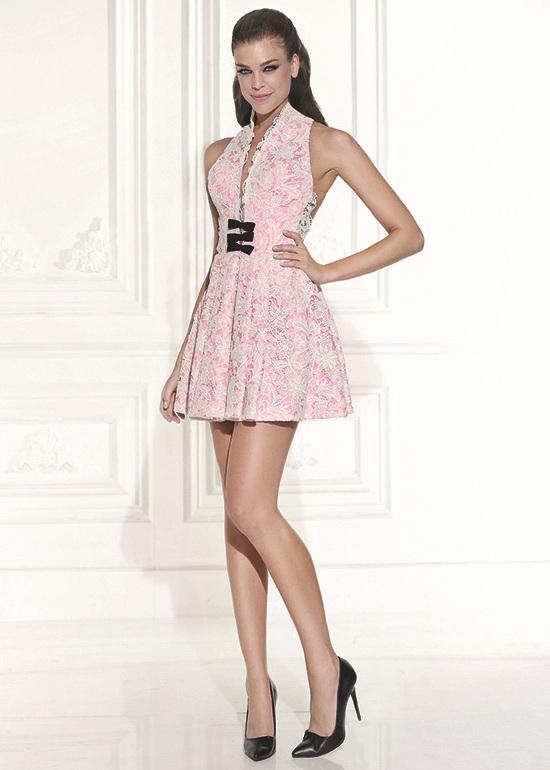 Cheap Pink Cocktail Dress, find Pink Cocktail Dress deals on line ...