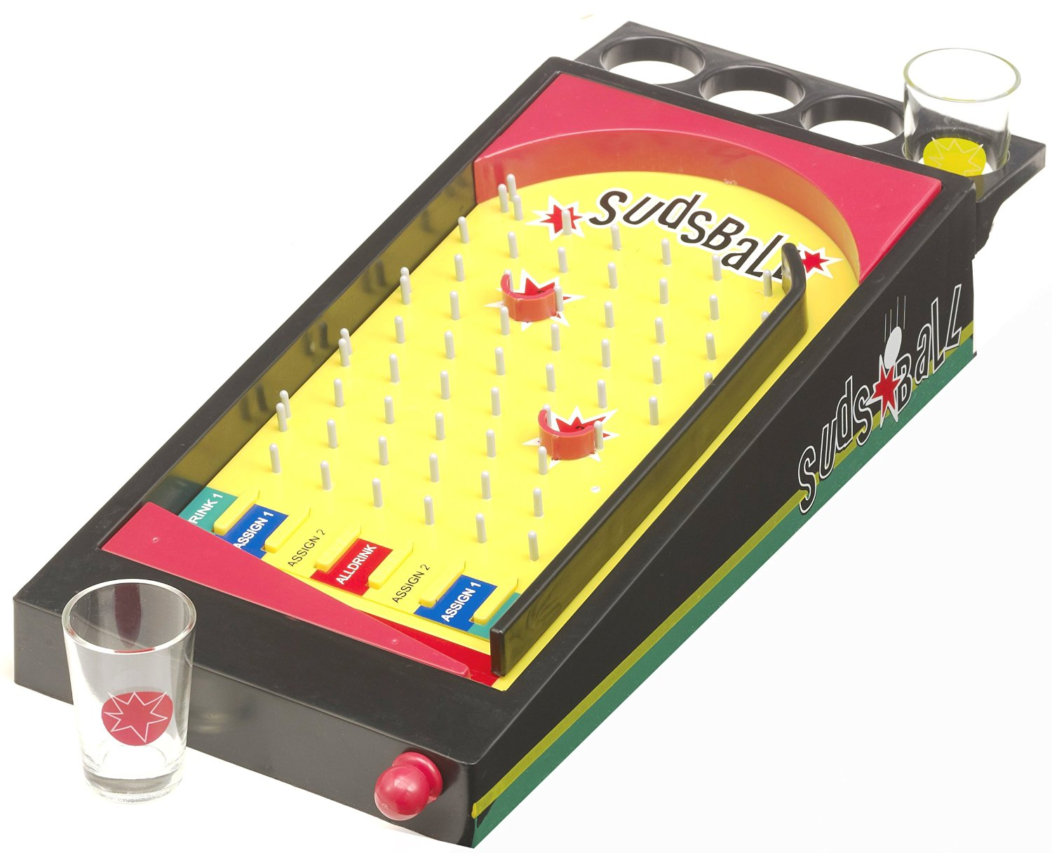 Buy Forum Novelties Suds Ball Drinking Game in Cheap Price on