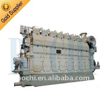 Motor 8 cilindros en linea