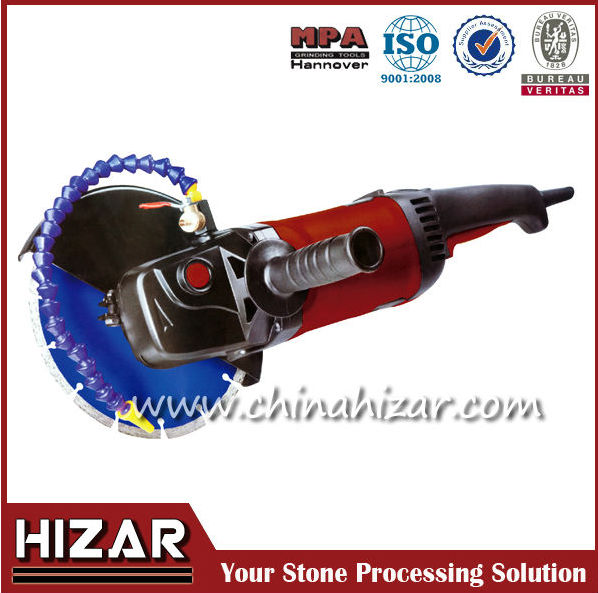electric grinders, cutting grinder with diamond saw blade for stone cutting