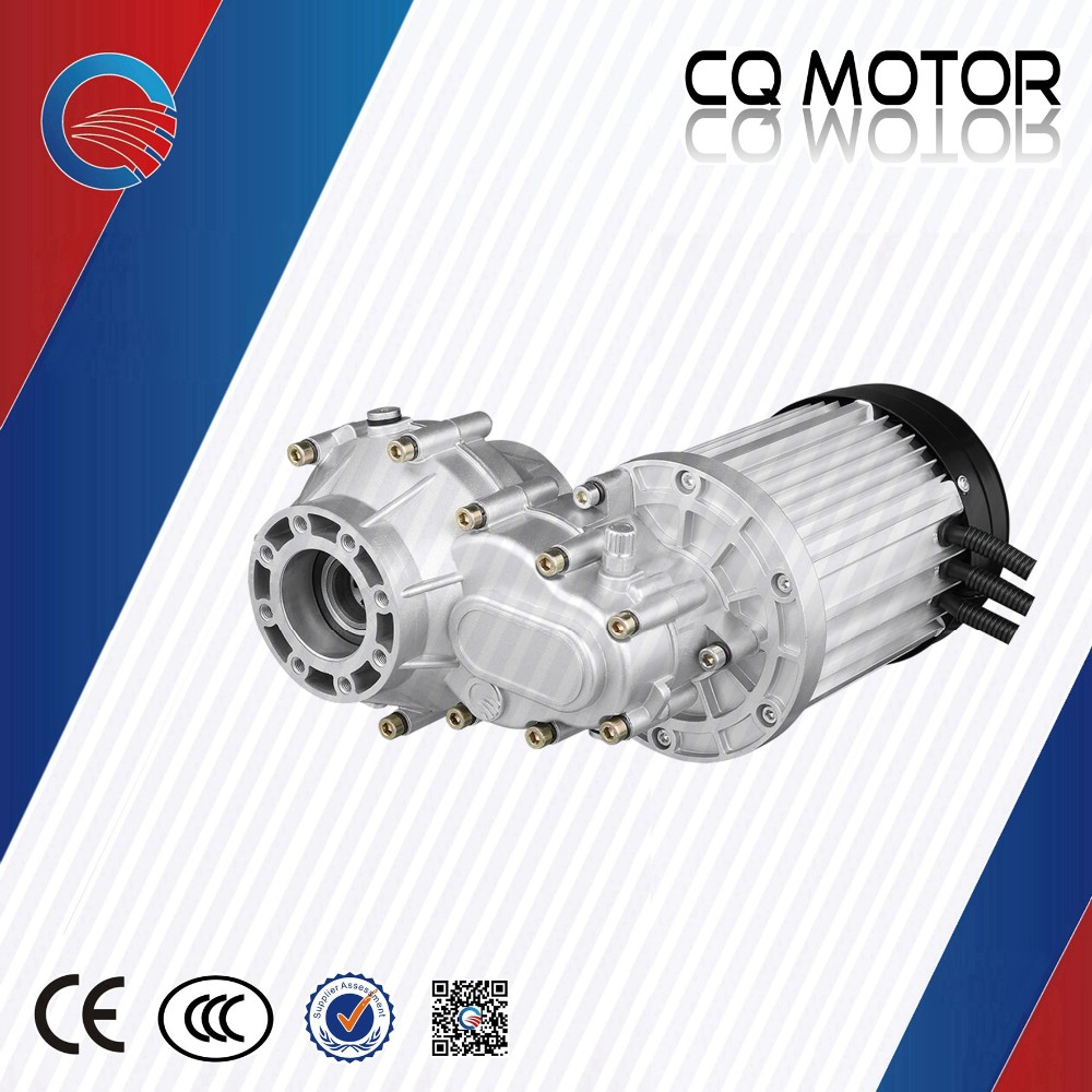 48V/60v/72V 2200w electric vehicle/electric car/rickshaw bldc brushless motor