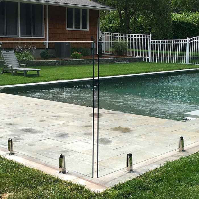 Swimming Pool Fence Tempered Glass,Laminated Tempered Glass Swimming Pool  Fence - Buy Tempered Laminated Glass Fence,Toughened Frameless Glass ...