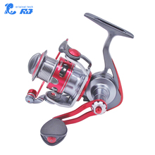 RG Factory Price High Quality Japan Saltwater 5000 11+1Bb Full Metal Cnc Right/Left Handle Spinning Fishing Reels Made In China