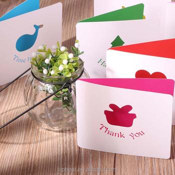 Custom Unique Handmade Decoration Birthday Greeting Cards