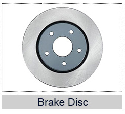 High Quality Drilled And Slotted Brake Disc