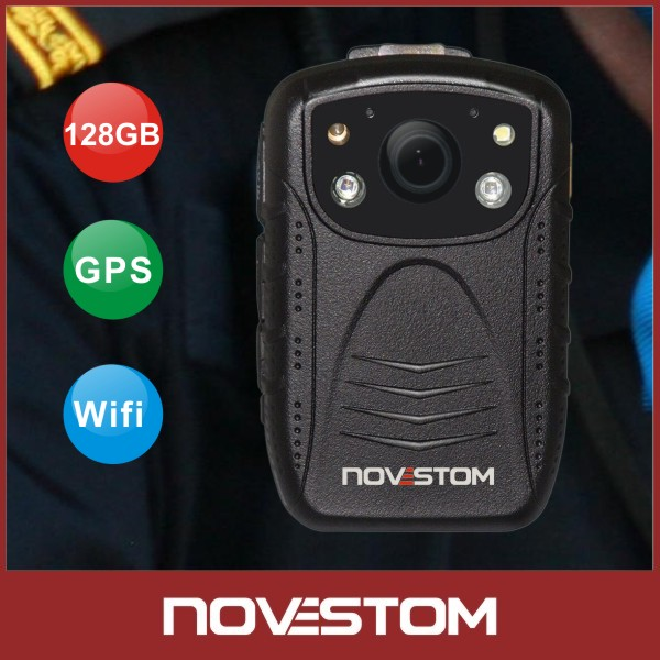 Novestom new police video body worn camera people counting body camera for police