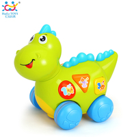 Huile Toys China Toy Factory Battery Operated Dinosaur Toys With CE