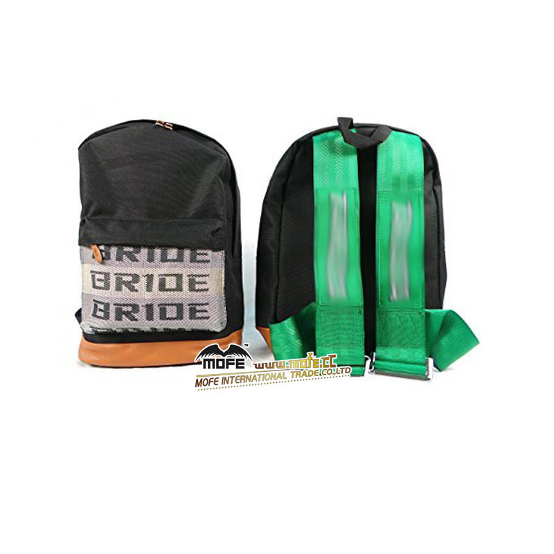 2015 Factory Direct jdm bride harness backpacks rucksack for school