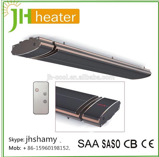 Jh calentador infrarrojos calentador de ba o montado en - Infrared bathroom heaters wall mounted ...