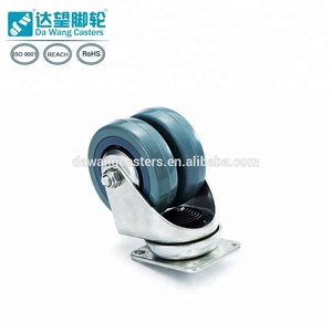 Da Wang 202 series 2 inch caster wheels image on sale