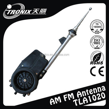 High Power Cb Radio Car Antenna/ Automatic Power Car Radio Antenna Tla1020  (manufacturer) - Buy High Power Cb Radio,High Powered Car Antenna,Automatic