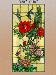 Tiffany Panel/Window 138