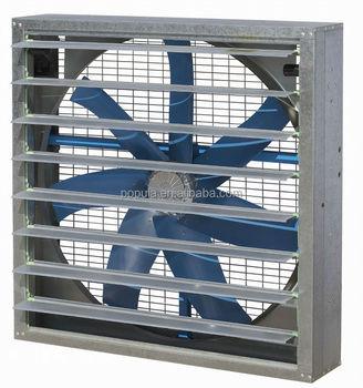 Verwonderlijk Grote Flow Industriële Ventilator Gebruikt Voor Kas En Workshop PI-71