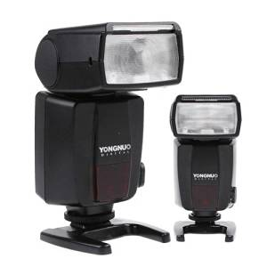 Yongnuo YN-468 II i-TTL Speedlite Flash With LCD Display, for Nikon