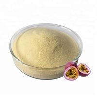Factory production wholesale good taste organic passion fruit powder passion fruit extract